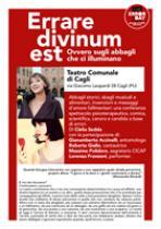 Errare divinum est
