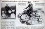 Bicicletta da acqua